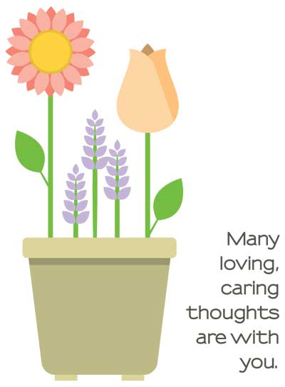 Caring Your Thoughts